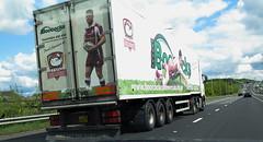 Boococks of Dewsbury sponsor Batley Bulldogs (Barrytaxi) Tags: