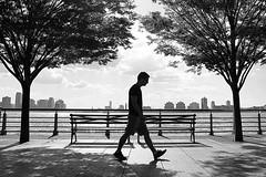 NYC #2 (Birdhouse camper) Tags: nyc newyork canon street silhouette blackandwhite blackwhite 7d urban walk manhattan