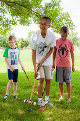 untitled-8969 (TeamHuerta) Tags: secondcousins 2016 ky matton children croquet summer
