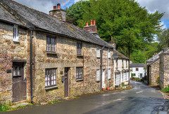 The village of Altarnun, Bodmin Moor, Cornwall (Baz Richardson (now away until 30 July)) Tags: cornwall streetscenes cottages altarnun cornishvillages