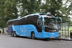 CAMBUS 54303 YX64WCF CAMBRIDGE 020816 (DavidsTransportPix) Tags: yx64wcf volvo b9r plaxton elite x5 stagecoachincambridge cambus coach
