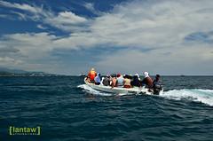Tuka Express (lantaw.com) Tags: sea beach boat transport coastal tuka 2015 sarangani kiamba tukamarinepark