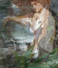 LA NYMPHE  DES CHATS (Christabelle12300!,( trs peu prsente)) Tags: betterthangood
