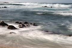 Surf at Asilomar State Beach (RPA-Home) Tags: california seascape surf waves pacificgrove asilomar