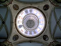 Cpula soledad (supernova.gdl.mx) Tags: mexico san iglesia jalisco pedro soledad cupula templo tlaquepaque
