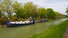 Saint Porquier, France_DSC4781 (Drumsara) Tags: france europe canals midi barge pyrenees moetchandon midipyrenees barging drumsara saintporquier
