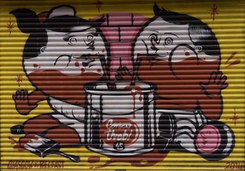 Street Art In Belfast [May 2015]-104651