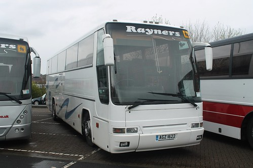 Rayners Coaches of Esh Winning: AGZ1622
