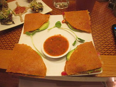 Organic Garden Cafe (allanwenchung) Tags: restaurant vegetarian beverly