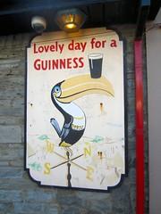 2015 Lahinch - Last Night in Ireland (murphman61) Tags: ocean county ireland evening coast toucan pub clare atlantic guinness lahinch éire lehinch anclár anchláir wildatlanticway