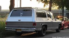 Chevrolet Suburban 1978 (XBXG) Tags: auto old usa holland classic chevrolet netherlands car station vintage wagon us automobile break estate suburban nederland voiture american 1978 paysbas v8 cruquius amerikaans ancienne chevroletsuburban amricaine stationcar stationwagen 91xrxh