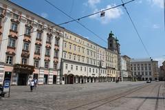 Linz - Austria (Been Around) Tags: linz austria sterreich europa july juli obersterreich o upperaustria 2013 linzanderdonau img3470