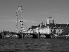 Thames River Boats 2016 (hunbille) Tags: county bridge london eye westminster thames river boats hall londoneye countyhall westminsterbridge thamesriverboats richmondwestminsterpier richmondtowestminsterpier
