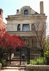 Pate-Comiskey House (Brule Laker) Tags: chicago landmark southside washingtonpark georgemaher