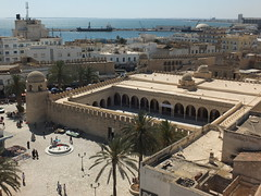 Grand Mosque de Sousse (  ) (twiga_swala) Tags: world heritage architecture de tunisia grand unesco medina sousse tunisie mondial patrimoine tunisian mosque   soussa