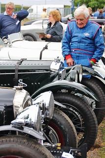 Brooklands Double Twelve Motorsport Festival 2016