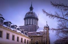 2016Fev-Vieux TR-35 (jdbrochu) Tags: photographie hiver troisrivieres ville clocher laneige pleinair batisse vieuxtroisrivieres