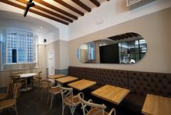 _DSC1128 (fdpdesign) Tags: arredamenti shop design shopdesign nikon d800 milano italy arrdo italia 2016 legno wood ferro sedie tavoli locali cocktails bar interni architettura