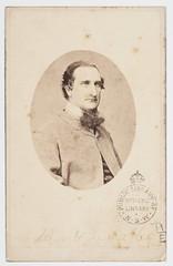 Judge Ellis, ca. 1869 (maitland.city library) Tags: maitland newsouthwales a4215016h state library judge ellis elijah hart 1869 judges mitchell west public photographer