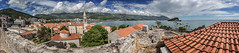 Budva Panorama 01 (::darren::) Tags: city panorama playground island hotel europe village outdoor medieval resort communist preserved islet yugoslavia mainland adriatic montenegro walled fortified isthmus