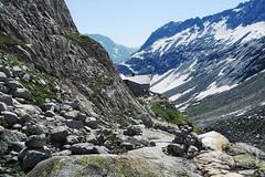 Bchlitalhtte (welenna) Tags: alpen alps switzerland summer snow schnee schwitzerland sky swiss berge berneroberland blue mountains mountain steine stone hiking himmel grimselwelt bchlitalhtte bchlital