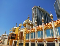 Atlantic City, New Jersey, USA (LuciaB) Tags: usa gambling hotel newjersey nj atlanticcity cassino