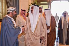 (H.H. Sheikh Abdullah bin Zayed Al Nahyan) Tags: riyadh mofa ministers   abdullahbinzayed    gccmeeting mofaaic   adeljubeer gccministers