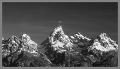 The Tetons (creativegenius5) Tags: blackandwhite mountains wyoming tetons