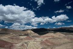 Painted Hills, John Day Fossil Beds National Monument (Edward Mitchell) Tags: fossil fossils johnday oregon johndayfossilbeds nationalmonument paintedhills easternoregon