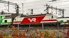 VR (Jori Samonen) Tags: finland helsinki engine railway locomotive sr2 3207 rautatiet valtion