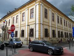 Cluj-Napoca - Ion I.C. Brtianu street (Bogdan Pop 7) Tags: old city summer architecture europe centre romania transylvania transilvania kolozsvar cluj clujnapoca roumanie 2016 vara erdly erdely kolozsvr ardeal romnia arhitectura klausenburg var arhitectur