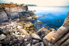 Lovers Point - Monterey - California (Slobodan Miskovic) Tags: ocean california longexposure landscape coast monterey nikon north scenic tokina1224 d750 loverspoint coastsider