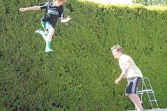 Jumping (KaseyEriksen) Tags: fun jump jumping trampoline feetup