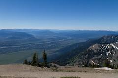 From Rendezvous Mountain (Cheryl V. Foster) Tags: nationalpark roadtrip snakeriver wyoming grandteton 2016 rendezvousmountain