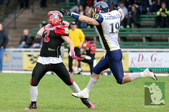 "RFL15 Solingen Paladins vs. Assindia Cardinals 02.05.2015 108.jpg • <a style=""font-size:0.8em;"" href=""http://www.flickr.com/photos/64442770@N03/17344808732/"" target=""_blank"">View on Flickr</a>"