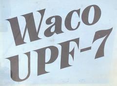 PASM0049 - WWII - American - Waco UPF-7 - Trainer - 1937 (gberg2007) Tags: arizona usa museum waco tucson aviation unitedstatesofamerica wwii worldwarii trainer biplane pimaairspacemuseum upf7