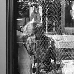 Seattle cafe (christiane wilke) Tags: seattle street city portrait people urban coffee cafe
