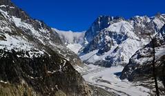 Mer de Glace - Glacier @ Chamonix (slim studios) Tags: france mountains alps europe sigma1850f28 nikond3100