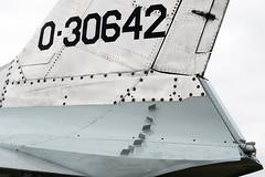F-86L 53-0642 (2) (Ian E. Abbott) Tags: sabre fresno ang usaf usairforce airnationalguard f86 polishedaluminum northamerican aerodynamics naa northamericanaviation f86d f86sabre baremetal f86l fighterbase northamericanf86sabre f86dsabre northamericanf86 northamericanf86d vortexgenerators californiaairnationalguard californiaang coldwaraircraft naturalmetal northamericanf86dsabre 144thfw aircraftdetails 144thfighterwing fresnoairnationalguardbase northamericanf86lsabre f86lsabre airnationalguardbase earlyjetfighter polishedaircraft northamericanf86l 530642 fresnoangbase