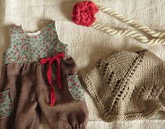 doll clothing (Snezinka-Snowflake) Tags: outfits waldorfdoll dolloutfit dollclothing steinerdoll waldorfinspireddoll