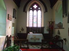 sanctuary in morning sunlight (Simon_K) Tags: church churches peterborough cambridgeshire sutton eastanglia cambs soke suttoncumupton
