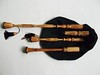 Gaita Smallpipes in D (Bagpipe Maker T. Sonoda) Tags: germany münchen bayern galicia bagpipe landshut dudelsack cornemuse erding dudy musette säckpipa smallpipes sackpfeife gaitagalega