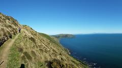 Paekakariki to Pukerua Bay New Zealand Escarpment walk (spiceontour) Tags: track southisland tasmansea escarpment porirua paekakariki 2016 pukeruabay