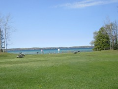 Torch Lake (cohodas208c) Tags: spring michigan torchlake greengrass antrimcounty