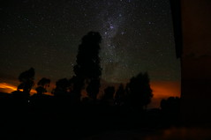 Titicacasee bei Nacht (Markus Barthel) Tags: sky lake peru titicaca stars see himmel sterne