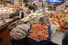 Pike Place Fish Market 2 (5) (Tommy Hjort) Tags: seattle travel usa fish market pikeplacemarket fishmarket fisk marknad