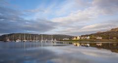 Craobh Haven (Sarah-86) Tags: seascape water marina landscape boats scotland spring scenery craobhhaven nikond810