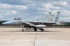 86-0140_F-15CEagle_USAirForce_LKH (Tony Osborne - Rotorfocus) Tags: force eagle air united kingdom states douglas usaf raf mcdonnell f15 lakenheath 2011 f15c usafe