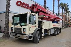 Mack (So Cal Metro) Tags: truck concrete construction sandiego cement mack morley pumper morleyconstruction