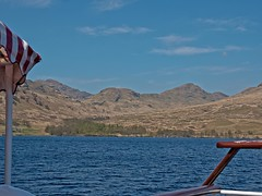 Loch Katrine and the Sir Walter Scott Steamship (penlea1954) Tags: park walter lake water ferry lady scott scotland pier victoria queen passengers highland national loch steamship sir lomond ferries trossachs katrine the cateran